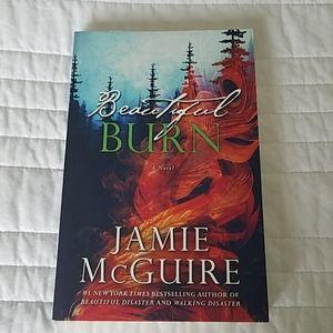 NWT Beautiful Burn by Jamie McGuire